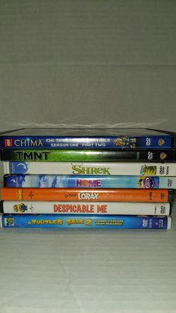 Children DVDs lot for Sale in San Antonio,  TX