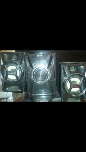 Sony Stereo for Sale in Lincoln, KS