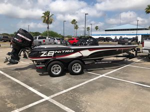Nitro Z8 Tournament Bass Boat for Sale in Arvada, CO