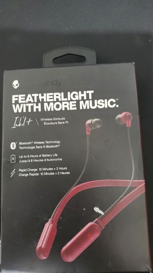 Feather light inkd + wireless earbuds for Sale in Glendale, AZ