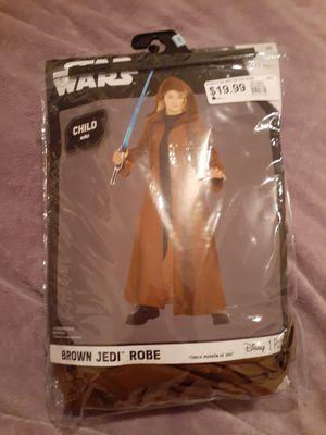 Star Wars Brown Jedi Robe child for Sale in Oceanside, CA