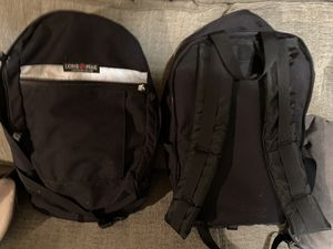 Two Lone Peak Bicycle side bags /backpacks for Sale in Lake Leelanau, MI
