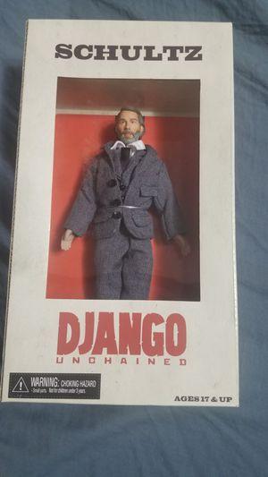 NECA Django Unchained Action Figure Schultz for Sale in Alexandria, VA