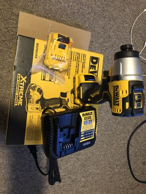 DeWalt 12v xtreme for Sale in Bakersfield, CA