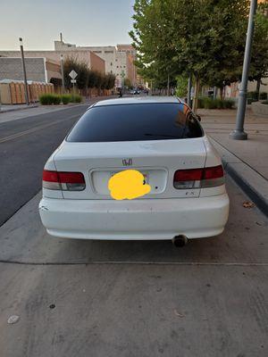 Honda civic,Ex.1.4lt. 2000 .VTECH for Sale in Fresno, CA