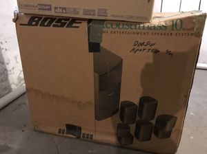 Bose Acoustimass 10 series iii surround sound system for Sale in St. Louis, MO