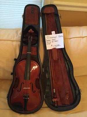 Glaesel Violin for Sale in Lexington, KY