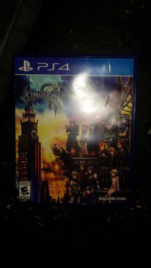 Kingdom hearts 3 for Sale in Murfreesboro, TN