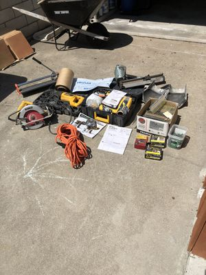 DeWalt, Hatachi, Wagner for Sale in Pacific Grove, CA