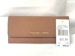 Michael Kors Flat Wallet for Sale in Alexandria, VA