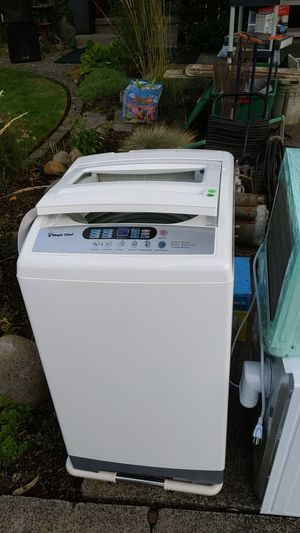 Portable a laundry washing machine great for apartments or motor homes or tiny homes for Sale in Portland, OR