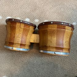Vintage Cha Cha Bongo Drums Percussion instrument -Made in Mexico for Sale in Sloan,  NV