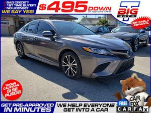 2018 Toyota Camry for Sale in Fontana, CA