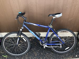 Giant Boulder SE Mountain Bike w/ Bike Lock for Sale in Lakewood, CO