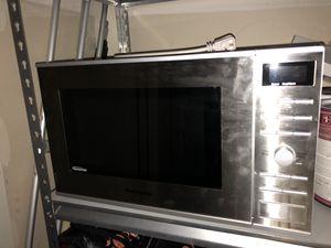 panasonic nn-sd691s microwave for Sale in Seattle, WA