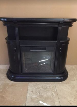 Fireplace electric for Sale in Glendale, AZ