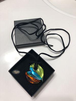 Murano glass necklace for Sale in Centreville, VA