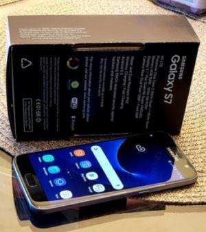 New Black Unlocked DESBLOQUEADO Samsung Galaxy S7 32GB Liberado ATT T-MoBile Metro Cricket for Sale in Los Angeles, CA