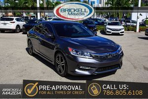 2017 Honda Accord Sedan for Sale in Miami, FL