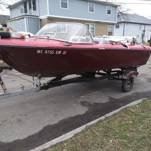 1968 Larson (North American) 186 Speedboat 17 ft. for Sale in Ecorse, MI
