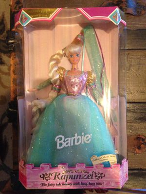 Barbie rapunzel collector edition 1994 for Sale in Richmond, TX