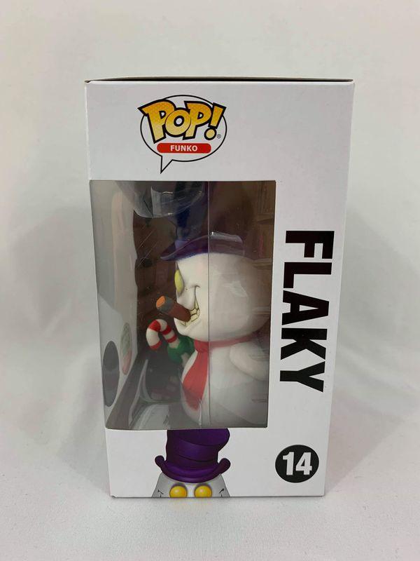 Funko Shop Exclusive Flaky Funko Pop!