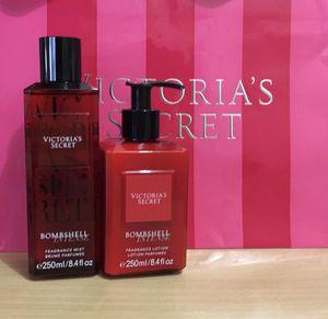 Victoria's Secret Bombshell Intense Fragrance Set for Sale in Houston, TX