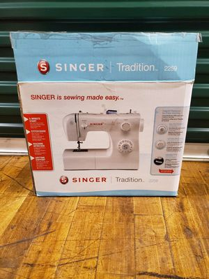 Singer sewing machine new for Sale in North Bergen, NJ