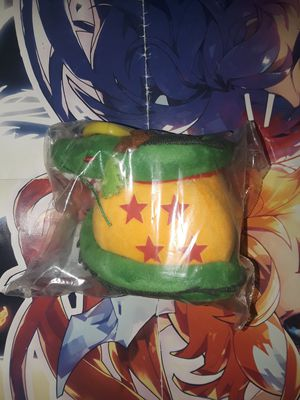 DRAGONBALL Z SHENRON 4 INCH PLUSH KEYCHAIN...LOOT CRATE EXCLUSIVES...BRAND NEW...ADULT OWNED...SMOKE FREE HOME...$10 for Sale in Artesia, CA