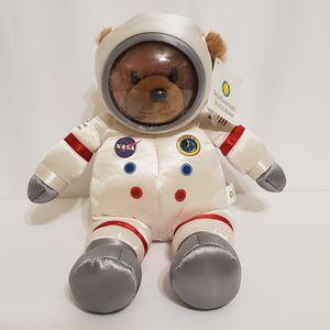 NASA Teddy Bear Astronaut Suit Smithsonian Institute Apollo Bubble Helmet NEW for Sale in Brookfield, IL