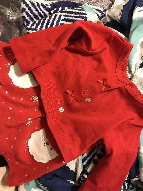 Baby Christmas dress