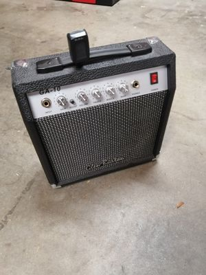 Electric guitar amplifier + tuner for Sale in Los Angeles, CA