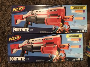 Nerf Fornite Megablasters (set of 2) for Sale in San Dimas, CA