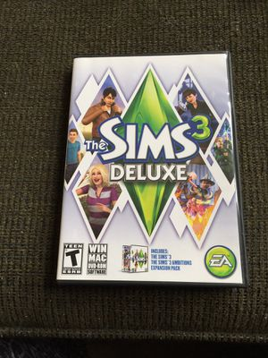 The sims 3 deluxe for Sale in Lorain, OH