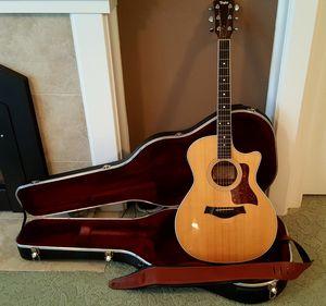 Taylor 414 CE GD ELE 6 String Guitar for Sale in Edmonds, WA
