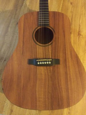 Martin acoustic electric guitar for Sale in St. Petersburg, FL