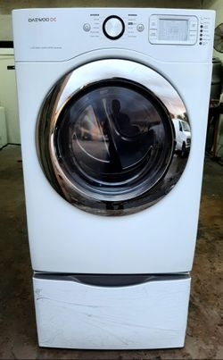 Dryer Daewoo (FREE DELIVERY & INSTALLATION) for Sale in Hialeah,  FL
