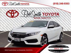 2016 Honda Civic Sedan for Sale in La Crescenta, CA