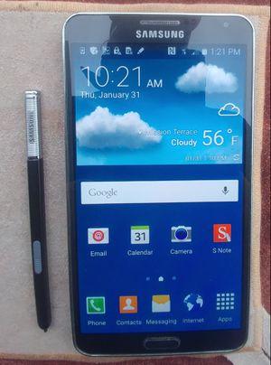 Samsung Galaxy Note 3 - 32gb - Unlocked for Sale in San Francisco, CA