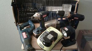Ryobi power tool set for Sale in Springfield, OR