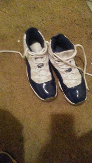 Nike Jordan Retro 3s blue and white for Sale in Fort Worth, TX