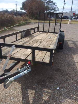 Flatbed trailer for Sale in Baton Rouge, LA