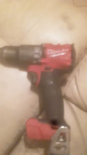 Milwaukee 18v hammer drill for Sale in Los Angeles, CA