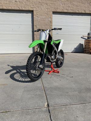 2015 Kawasaki KX450F for Sale in Lakewood, CA