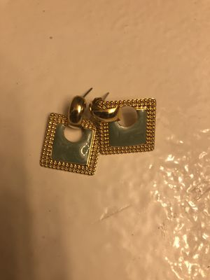 Earrings, can't be sold individually or as a lot for Sale in Lexington, KY