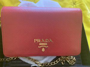 Prada wallet chain bag for Sale in Chula Vista, CA