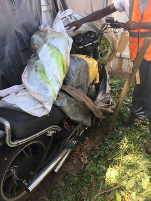 Yamaha motorcycle for parts for Sale in Piscataway, NJ