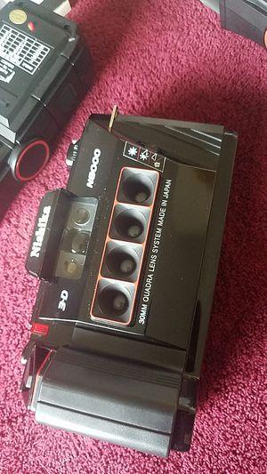 Nishika N8000 3D Camera for Sale in Ellensburg, WA