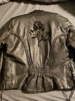 Women's leather jacket for Sale in Everett,  WA