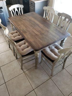 Gorgeous Farmhouse Dining Table for Sale in Tempe, AZ
